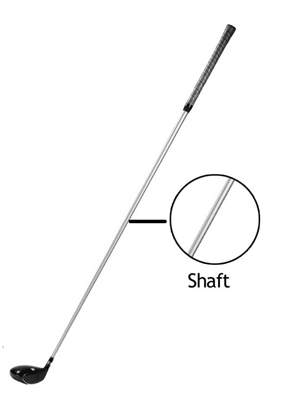 clone golf club components